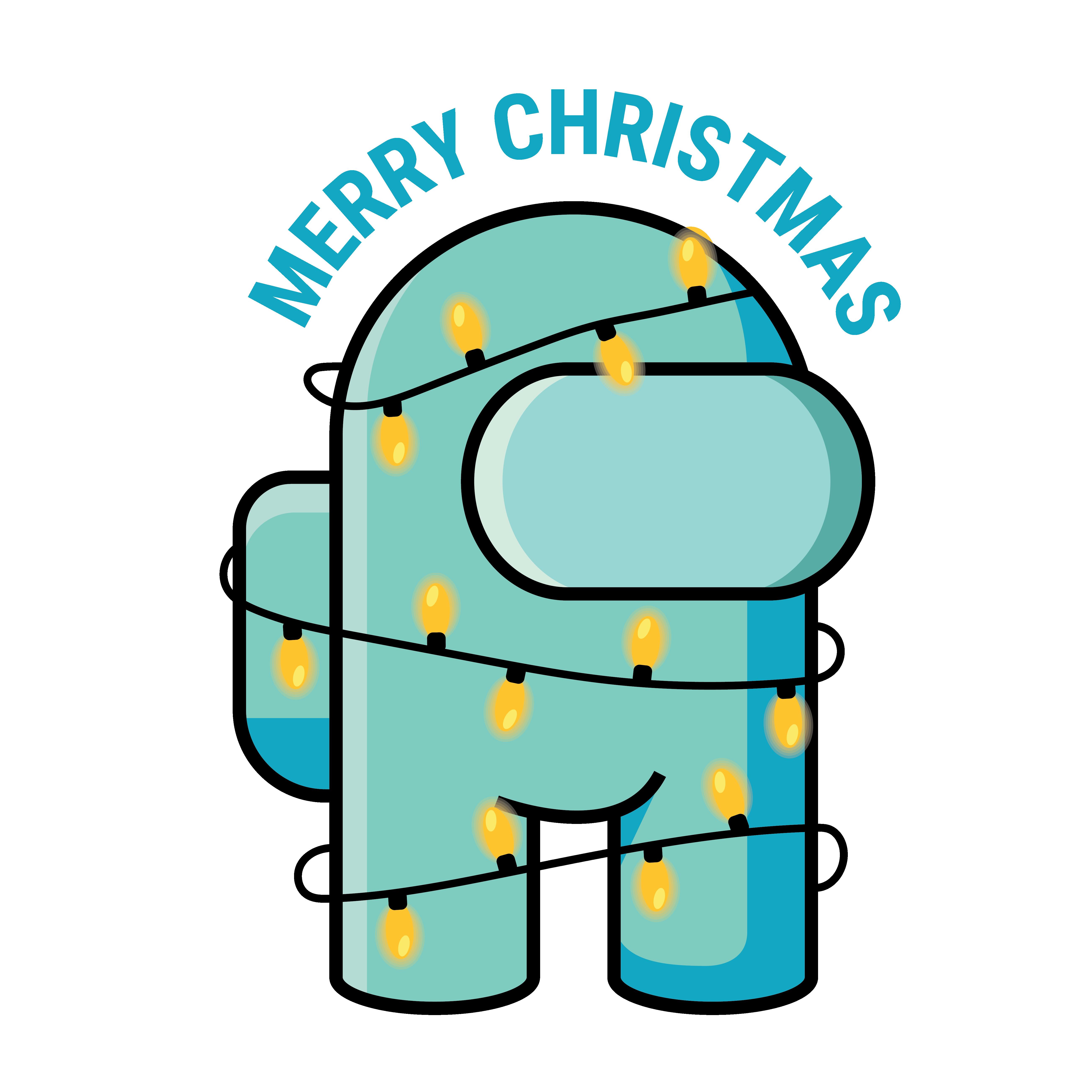 70 Among Us Christmas Edition Pack Png Format Among Us Characters Clipart Among Us Merry Christmas Bundle Among Us Christmas Tree Fan Art Merry Merry Christmas