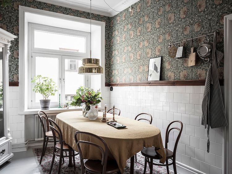 My Scandinavian Home: Old Meets New In A Charming Swedish