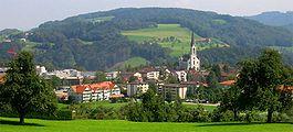 Kirchberg - Kirchberg Bazenheid village