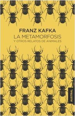 """La metamorfosis"", Franz Kafka Austral Singular"