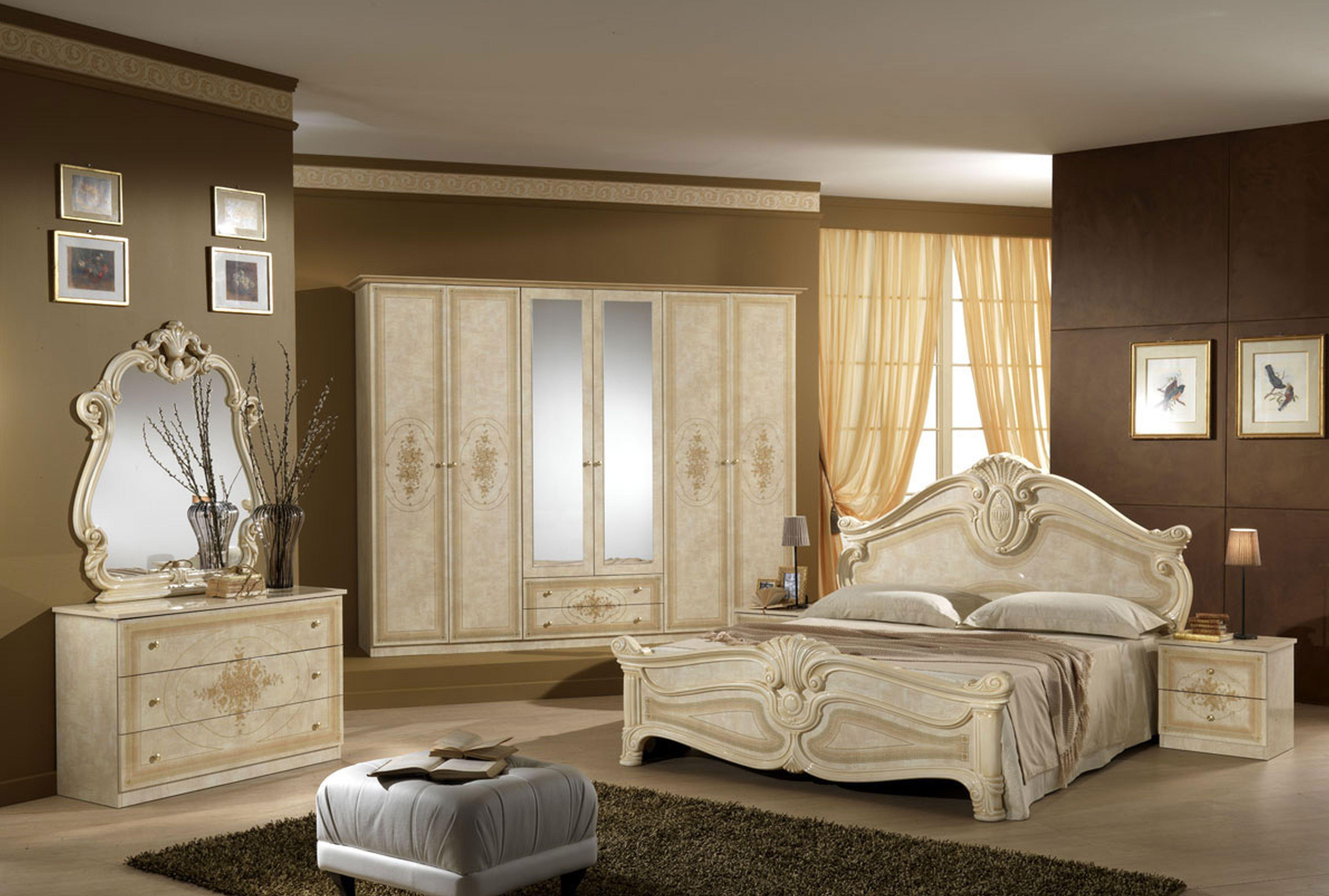 Passende Schlafzimmer Möbel Erstellen Komfort Schlafzimmer