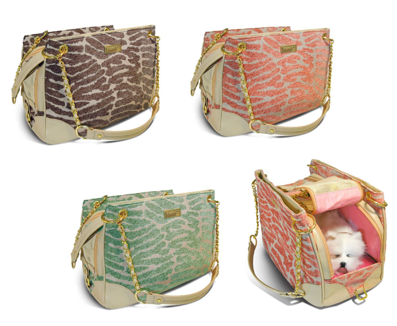 Getaway Shacara designer Pet Carrier S dog cat puppy pet ...