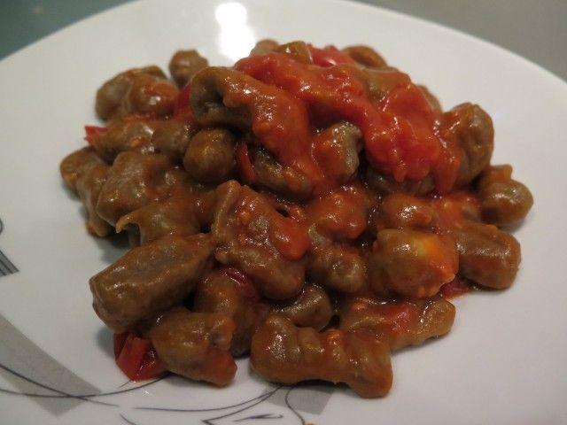 Gnocchi di lenticchie