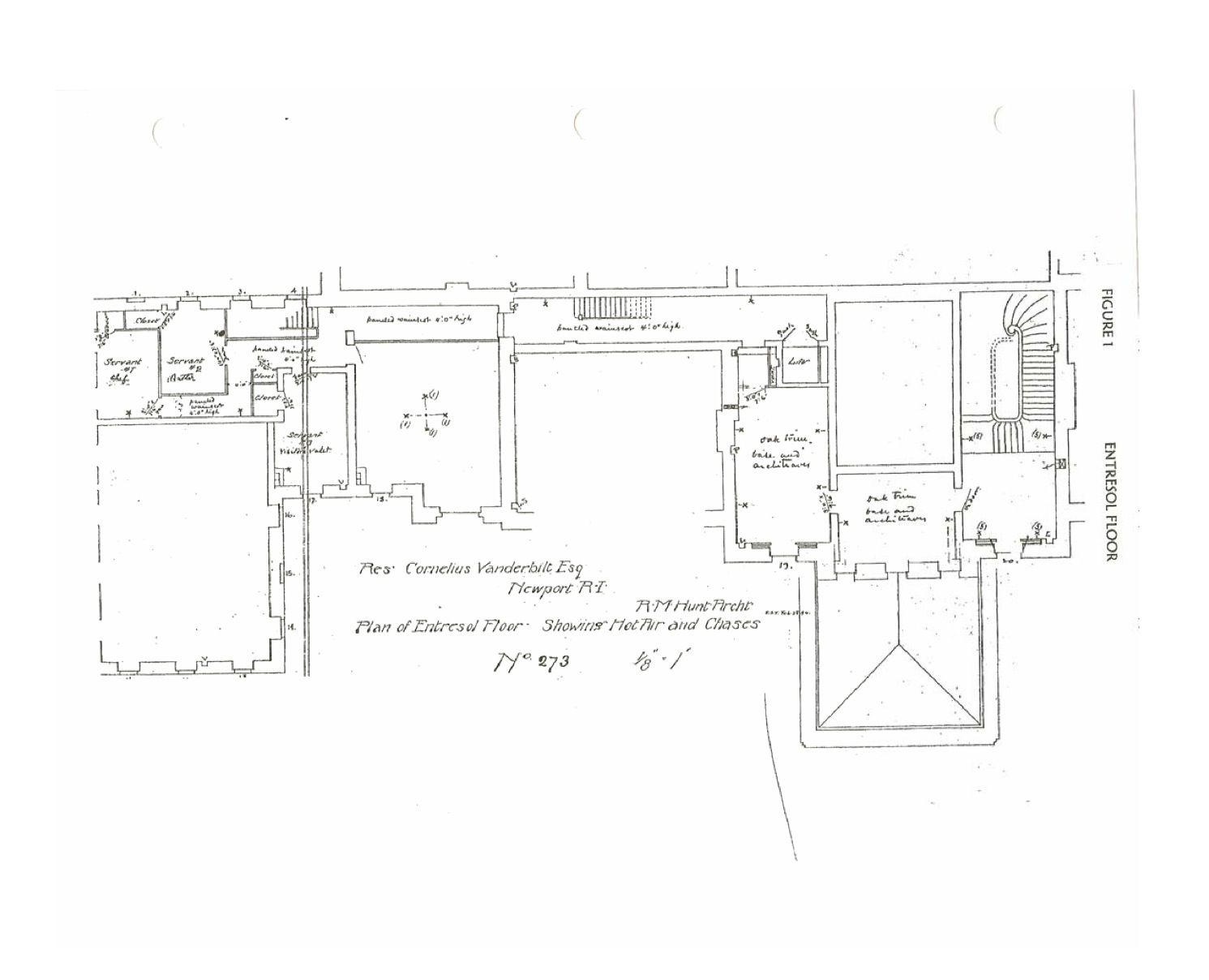 The Breakers Mezzanine Architectural Floor Plans The Breakers Breakers