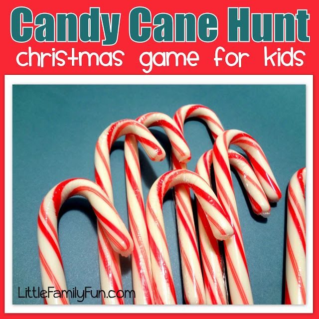 Christmas Game for Kids! Fun and simple christmas Pinterest