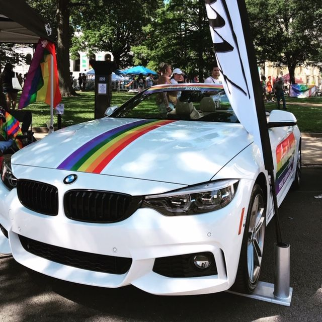 This Is A 2019 BMW 430i XDrive Convertible In Alpine White