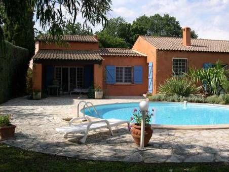 Villa avec piscine pour 6 personnes à la Crau F195 Locations de - location maison avec piscine dans le var