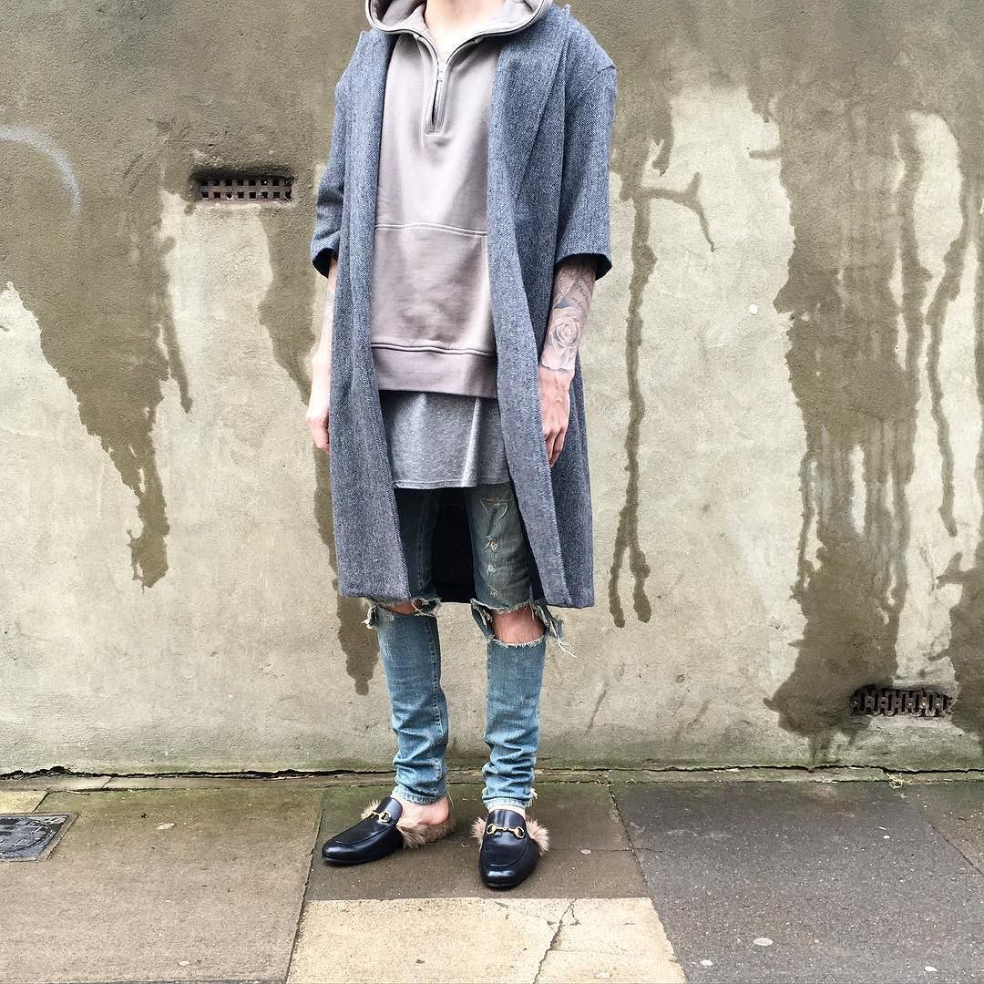 Loafers men outfit