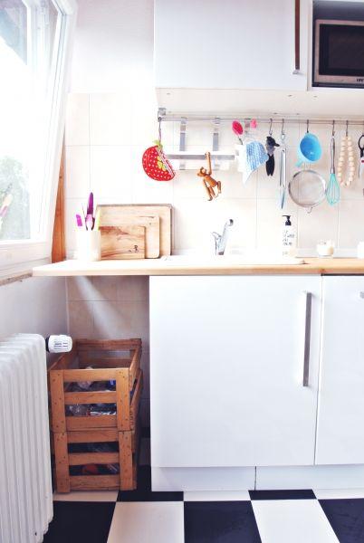 Flaschenaufbewahrung , Tags Weinkisten, Küche - schöner wohnen kleine küchen