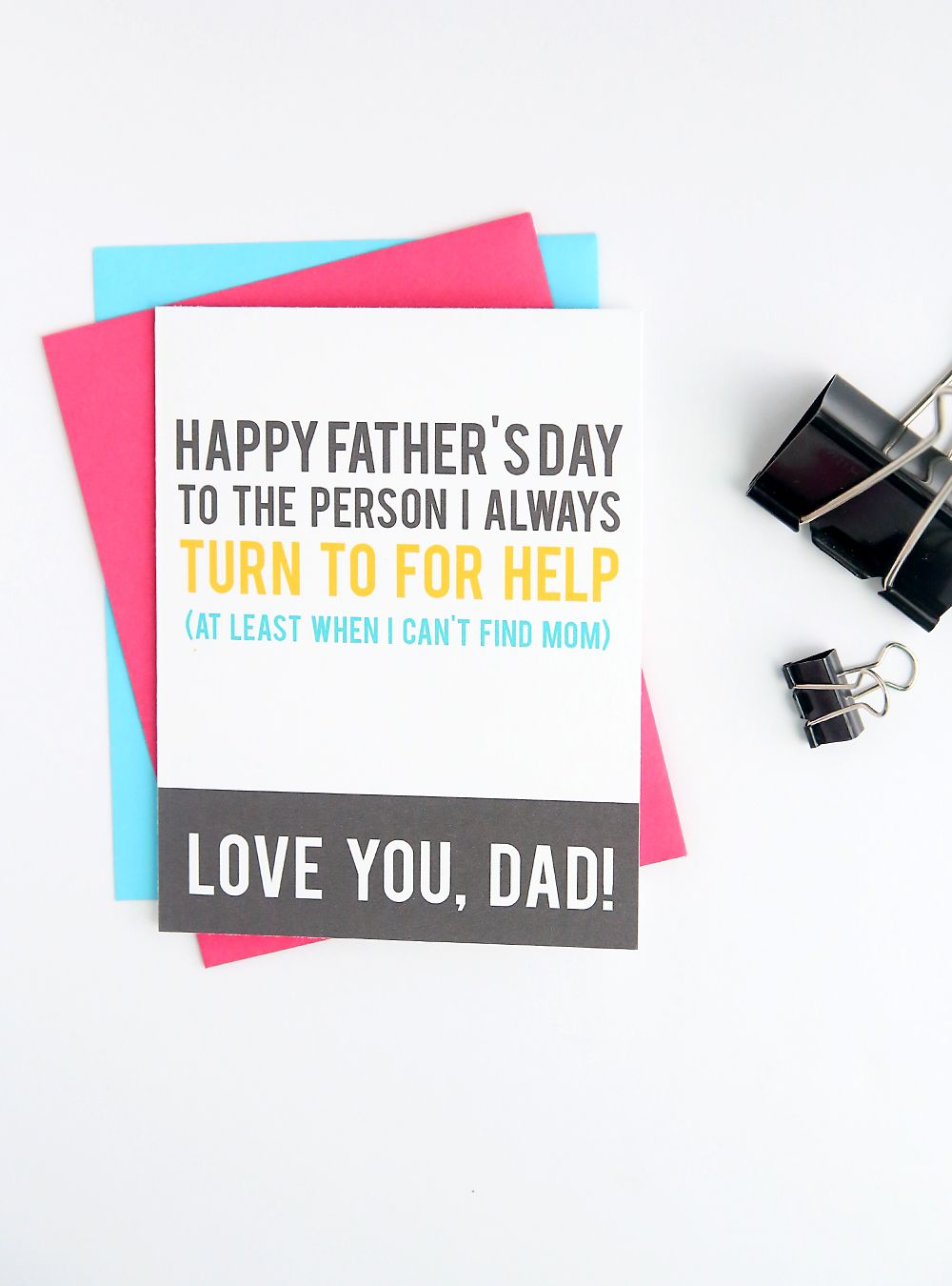 photograph relating to Free Printable Funny Father's Day Cards titled Amusing fathers working day playing cards by yourself can print at house Fathers