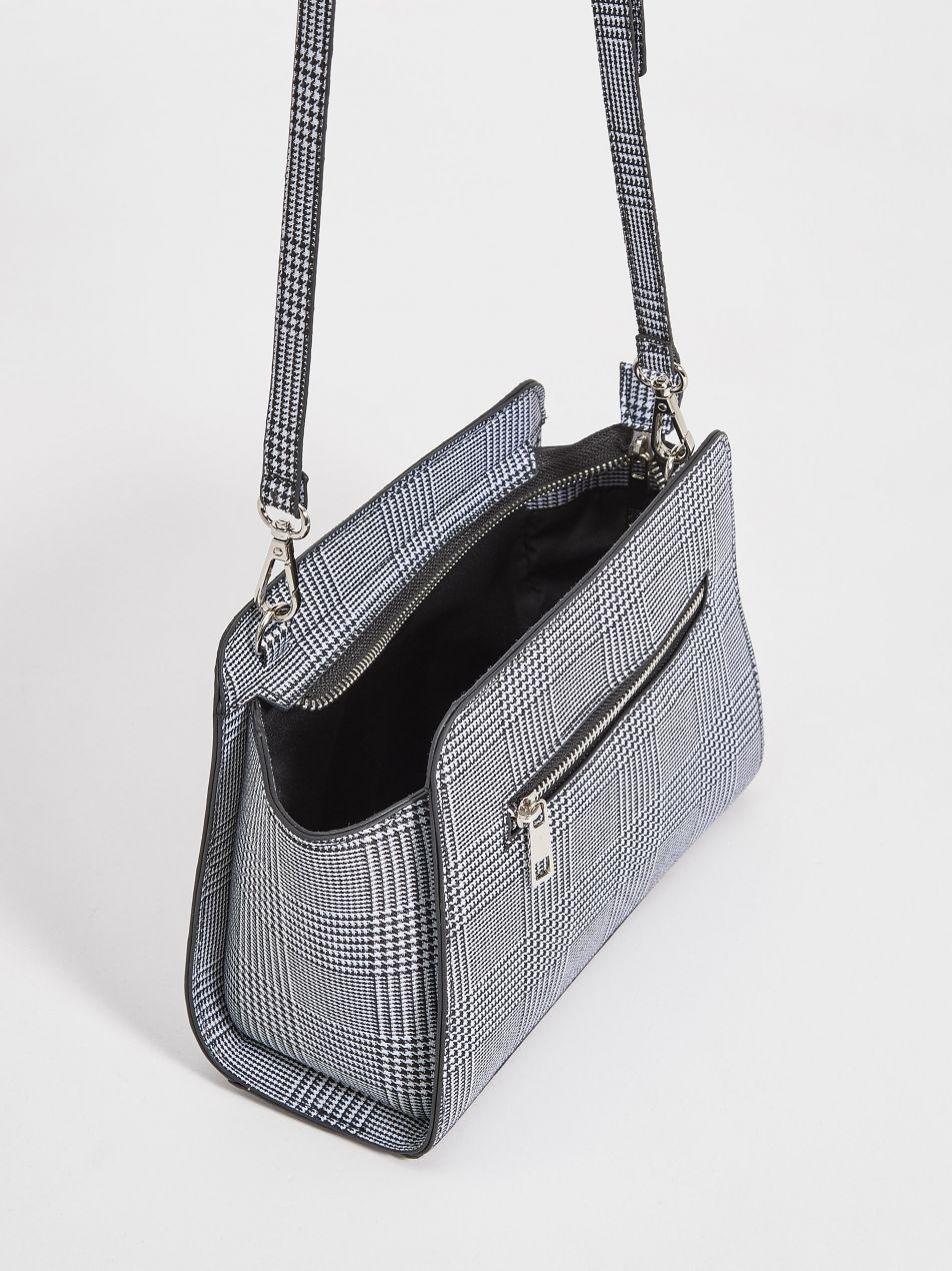 Mała torebka w kratkę, SINSAY, TP144 99X | Torebka, Mała