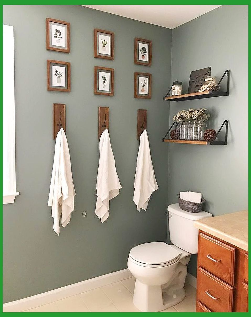 Top 10 Tips For Decorating A Small Bathroom Room Decor Ideas Bathroom Color Small Bathroom Bathroom Colors Durable paint for bathrooms