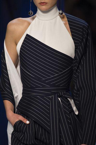 Jean Paul Gaultier bei Couture Spring 2018 #runwaydetails