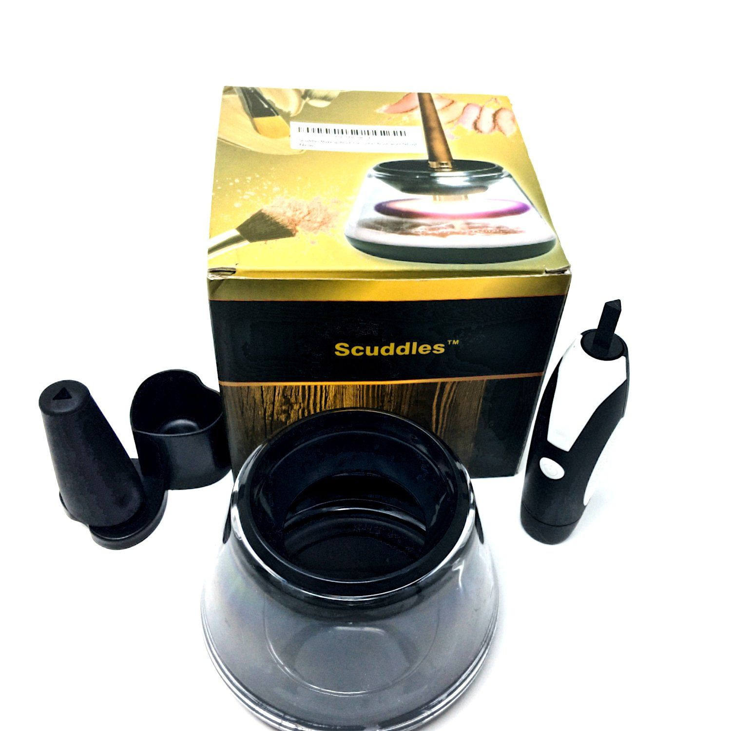 Makeup Brush Cleaner Spinner and Dryer UPGRADED 2018