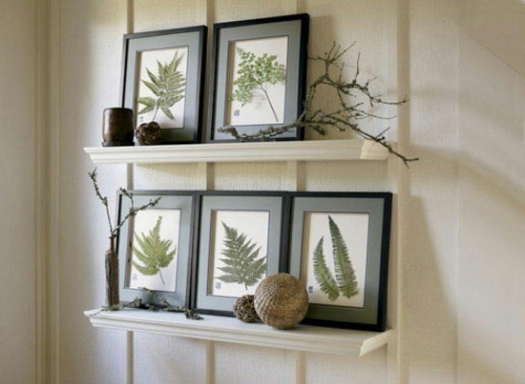 Good wohnzimmer deko zum selber machen wand deko selber machen kreative gestaltung mit farnen wohnzimmer deko zum