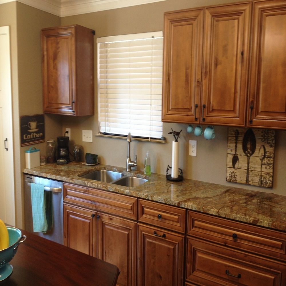Knotty White Oak Cabinets: Knotty Maple Kitchen Cabinets