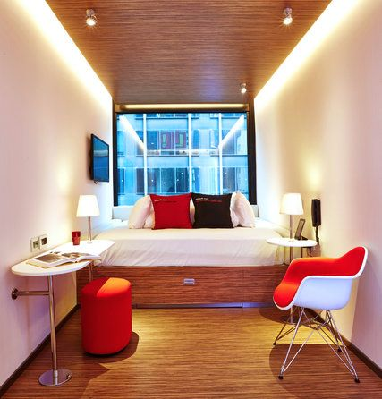 Hotel Review: CitizenM in Manhattan - NYTimes.com