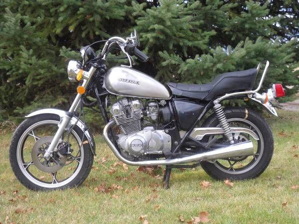1981 Suzuki Gs450 Suzuki Trike Riding