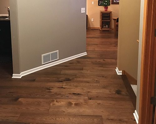These Floors Were Purchased From Unique Wood In Bloomington Mn And Installed By Eagle Flooring Of Eagan