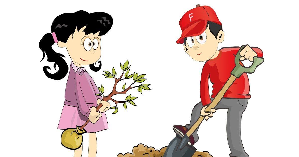 Gambar Kartun Orang Sedang Menyiram Bunga Hanyalah Seorang Hamba Yang Sedang Mencari Gambar Kartun Anak Menyiram Tanaman Top Gambar Kartun Kartun Gambar