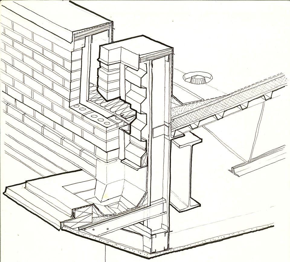 Parapet canopy study details pinterest design for Parapet house plans