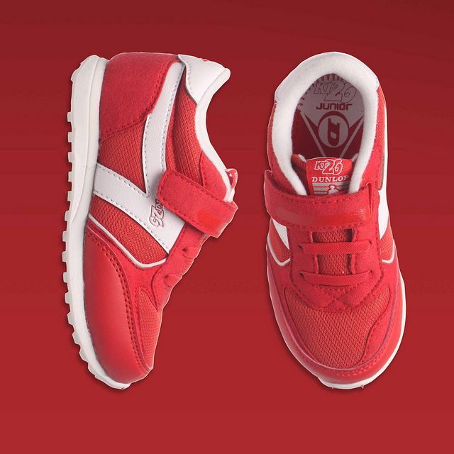 KT26 Infant \u0026 Baby retro running shoes