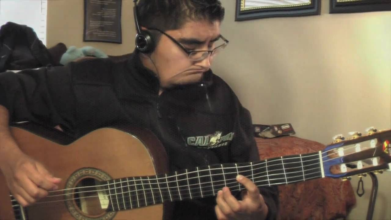 Samba Pa Ti Carlos Santana Acoustic Cover Take My Music