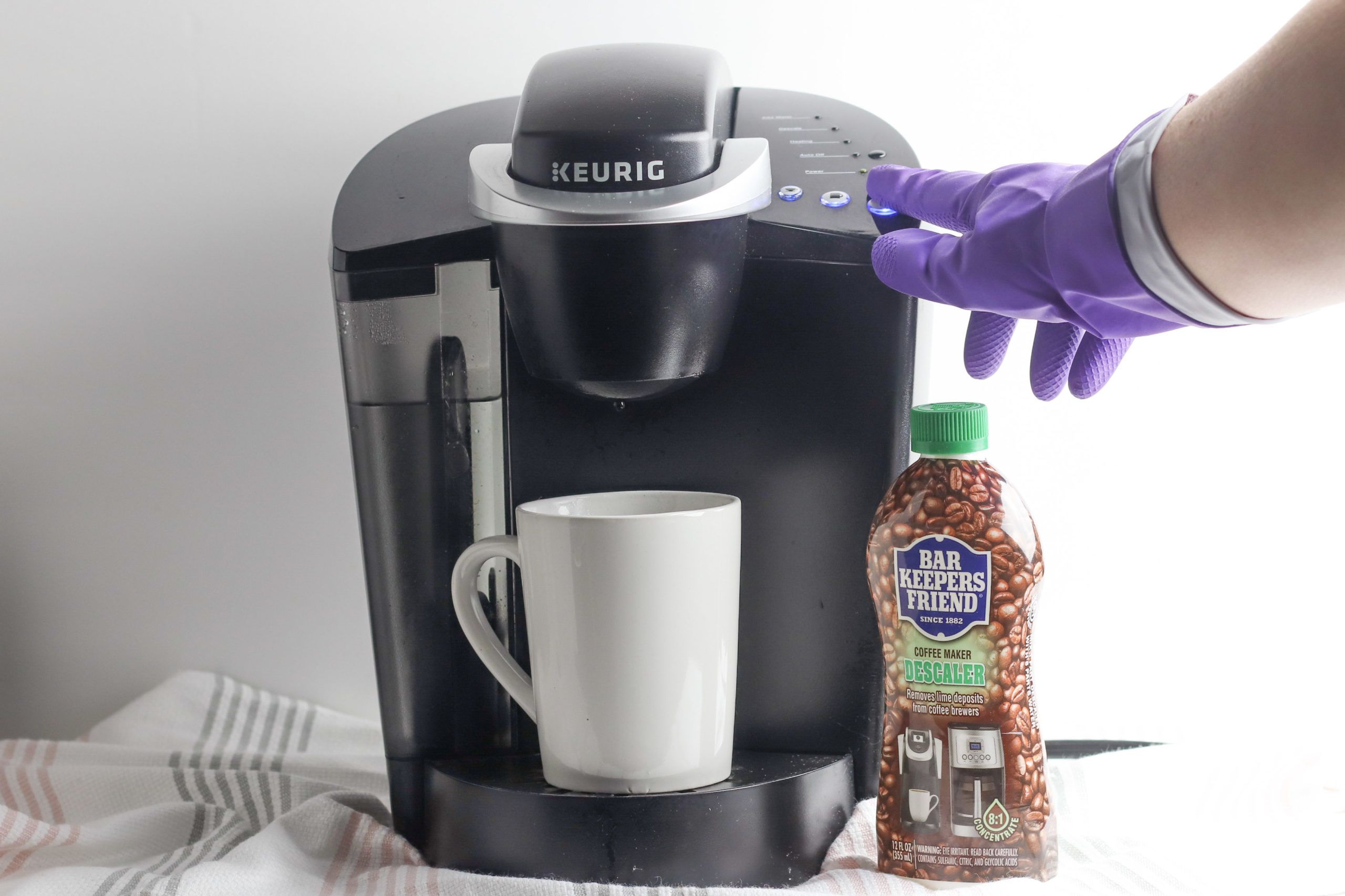 How to Clean and Descale a Keurig Without Vinegar Keurig