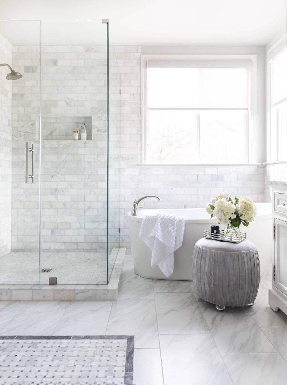 20 Best Transitional Bathroom Ideas Designs For 2021 Master Bath Tile Master Bathroom Bathroom Remodel Master Bathroom design ideas 2021