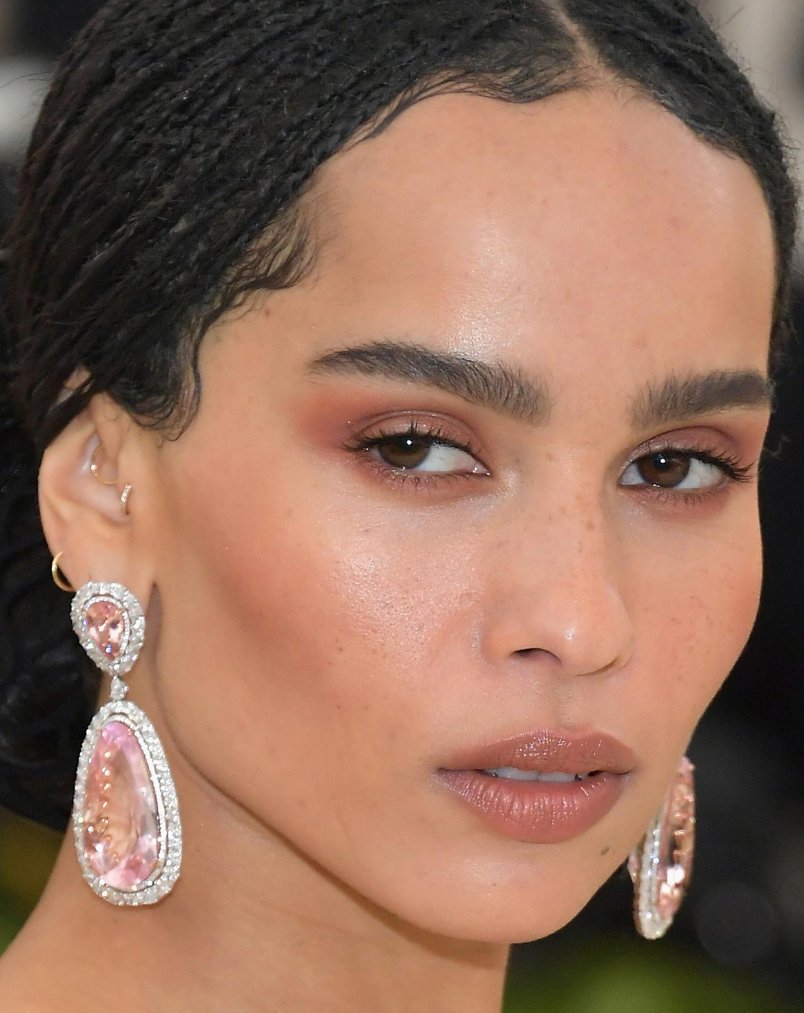 Pin by angel on jewellery in 2020 Makeup, Zoe kravitz