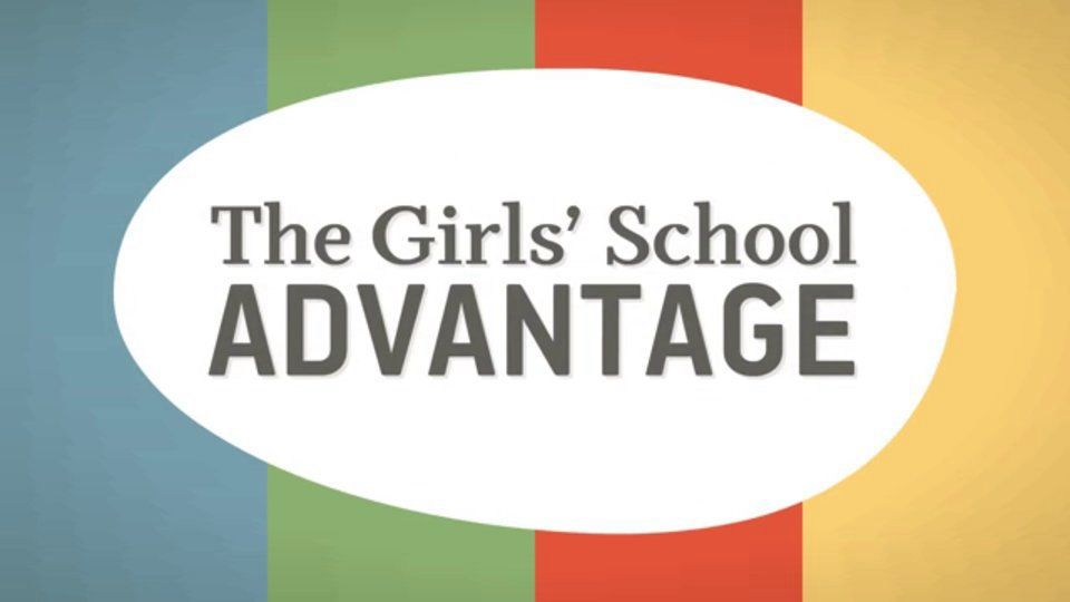 Why All Girls? Learn about the Girls' School Advantage.