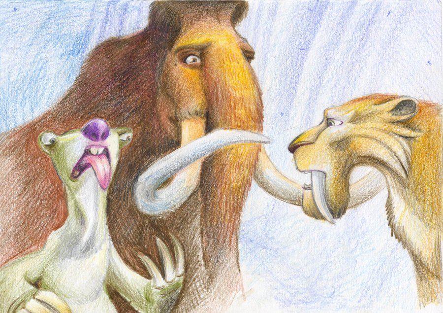 Freeze Frame : Ice Age by IPPO-Lita.deviantart.com on @deviantART ...