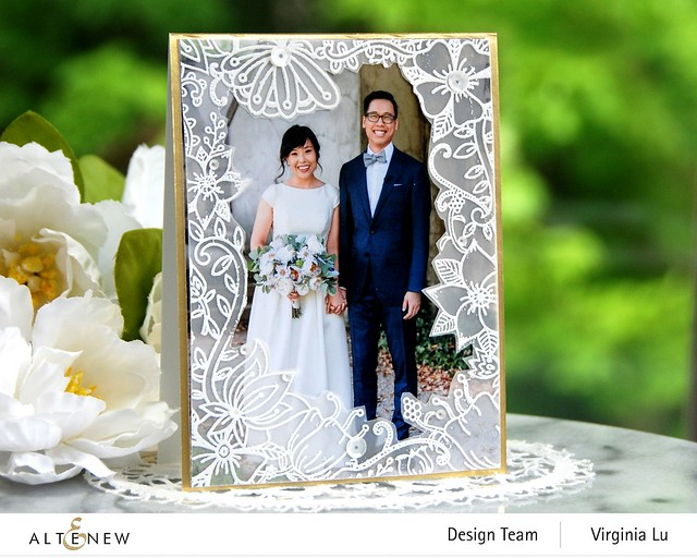 Yes, Virginia... How to Create A Photo Card in 3 Easy