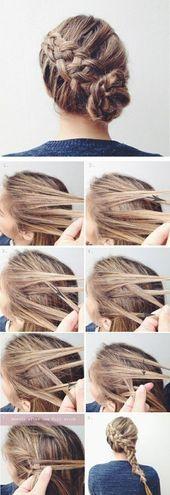 Photo of ▷ 1001+ ideer og instruksjoner for hvordan du lager flette frisyrer selv …