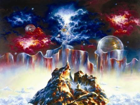 Akiane visions of heaven