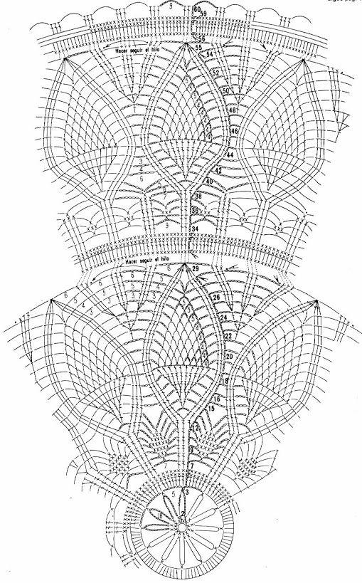 mariela sesti google doily pinterest deckchen tischdecken und tischdecke rund. Black Bedroom Furniture Sets. Home Design Ideas