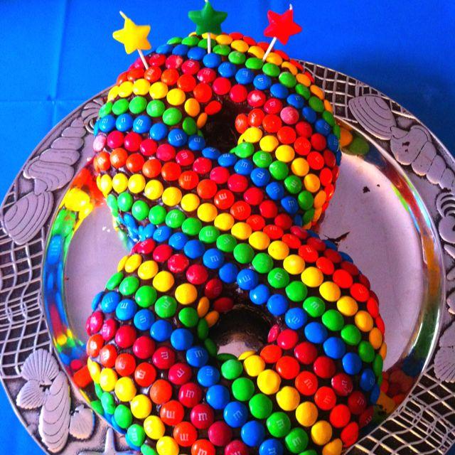 My mm cake!!