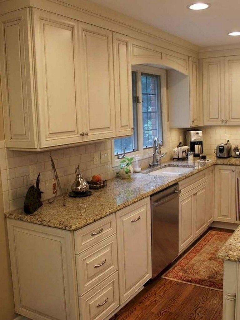 100 Amazing Farmhouse Kitchen Cabinets Makeover Ideas Page 19 Of 101 Kitche Backsplash Kitchen White Cabinets New Kitchen Cabinets Farmhouse Kitchen Design