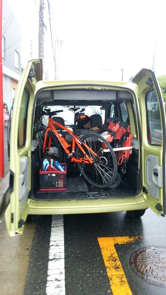 Renault Kangoo Bicycle Transporter Truck Replacement