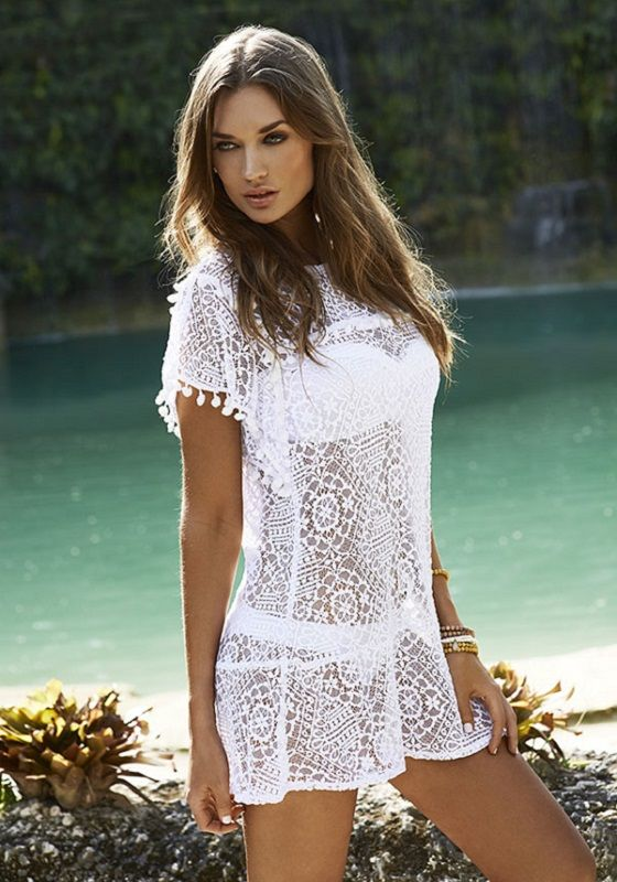 PilyQ - Water Lily Dress at Beach Cafe UK www.beachcafe.com | Spring and  summer style | Pinterest