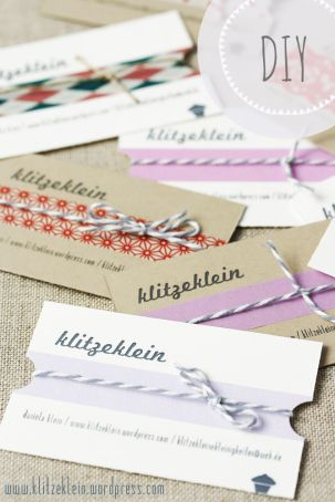 Diy Visitenkarten Crafts Business Card Design Place