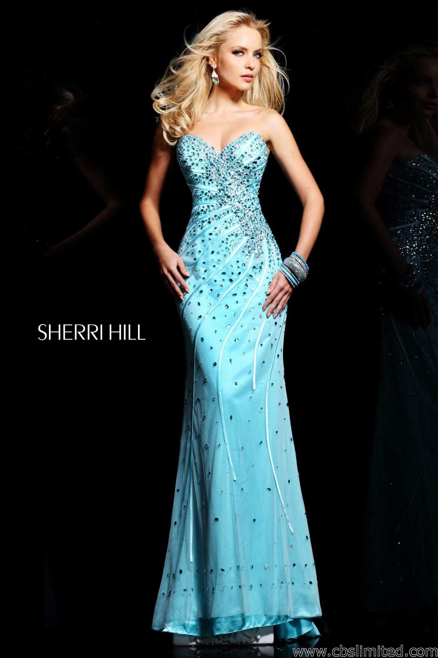 Sherri Hill @A Formal Affair OR shop with us at dressshop ...