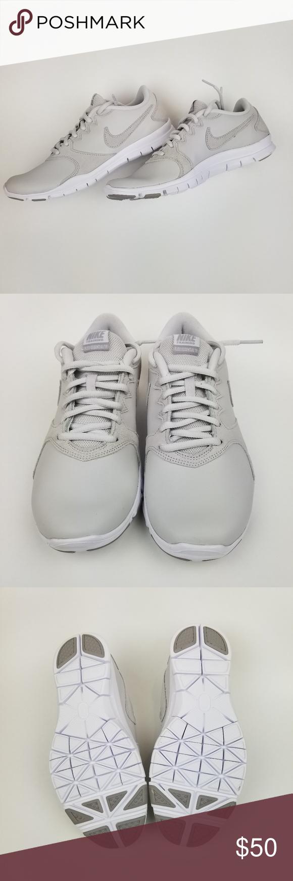Nike Flex Essential TR LT - Vast Grey