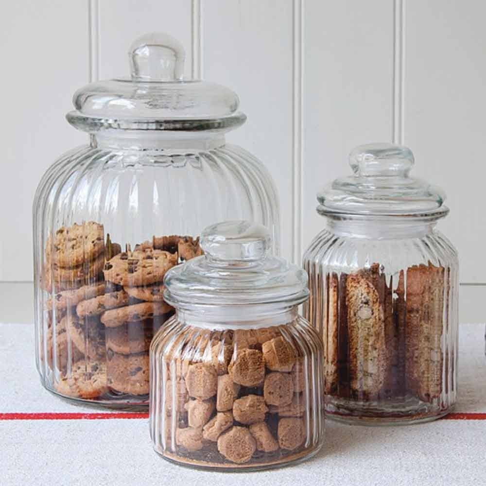 petit pot a biscuit en 1000 1000 glasdeko pinterest