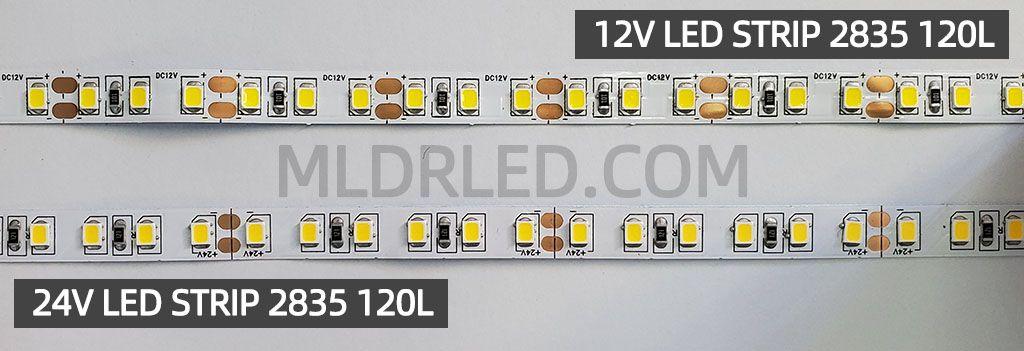 12v Vs 24v Led Strips Led Strip Lighting Led Led Strip