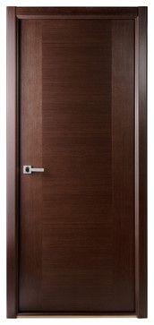 Classica Lux Interior Door Wenge   Contemporary   Interior Doors   New York    Doors And