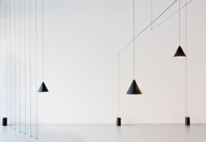 Illuminazione fili sospesi design cerca con google pomysły