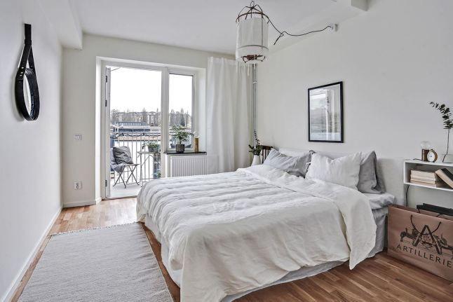 Esprit campagne chic citadin PLANETE DECO a homes world Bedroom