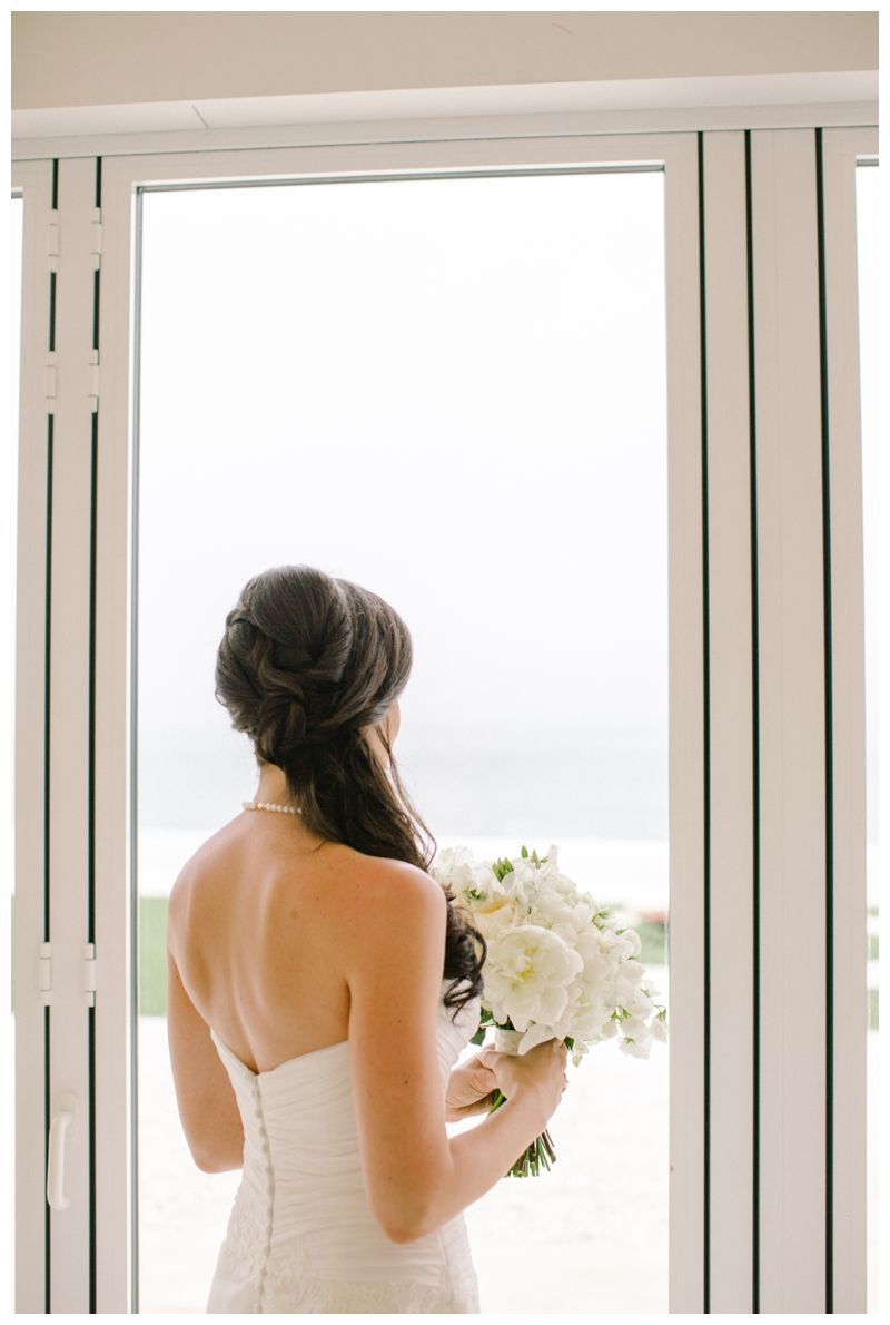 side ponytail, side hairstyles, wedding hair, updo, bridal hair ...