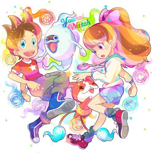 Love Youkai Watch Youkai Watch Anime Yo Kai Watch 2